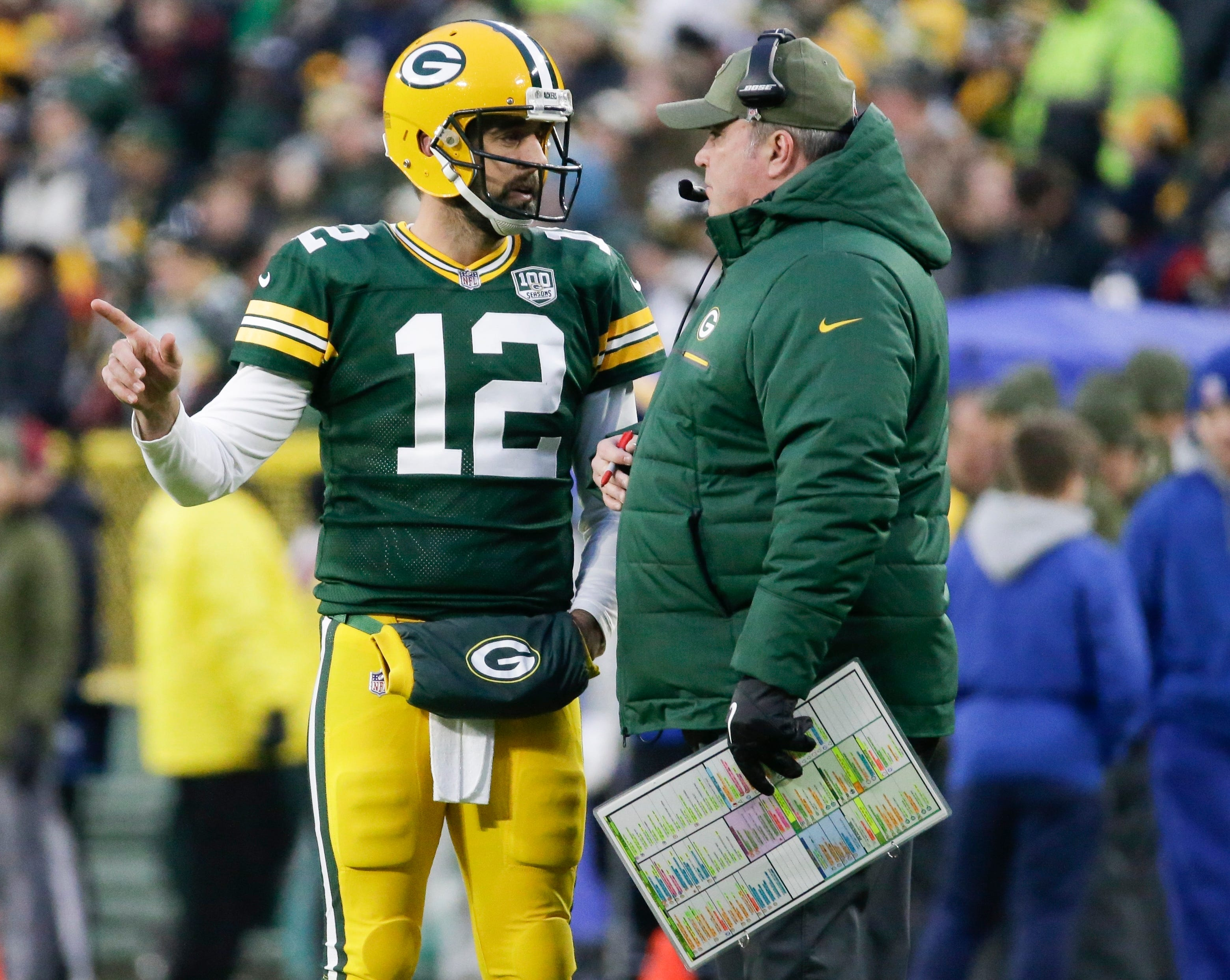 Is it time for Aaron Rodgers to call out issues with Mike McCarthy, Packers' offense?