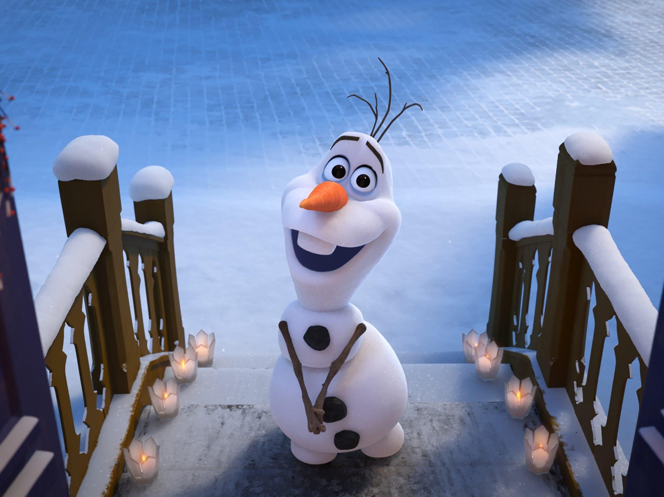 """""""Olaf's Frozen Adventure"""" (ABC, Nov. 29, 8 EST/PST)"""