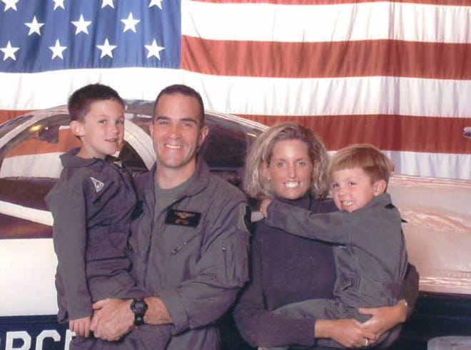 John Ruocco died by suicide, leaving his wife, Kim, and their sons, Joey and Billy.