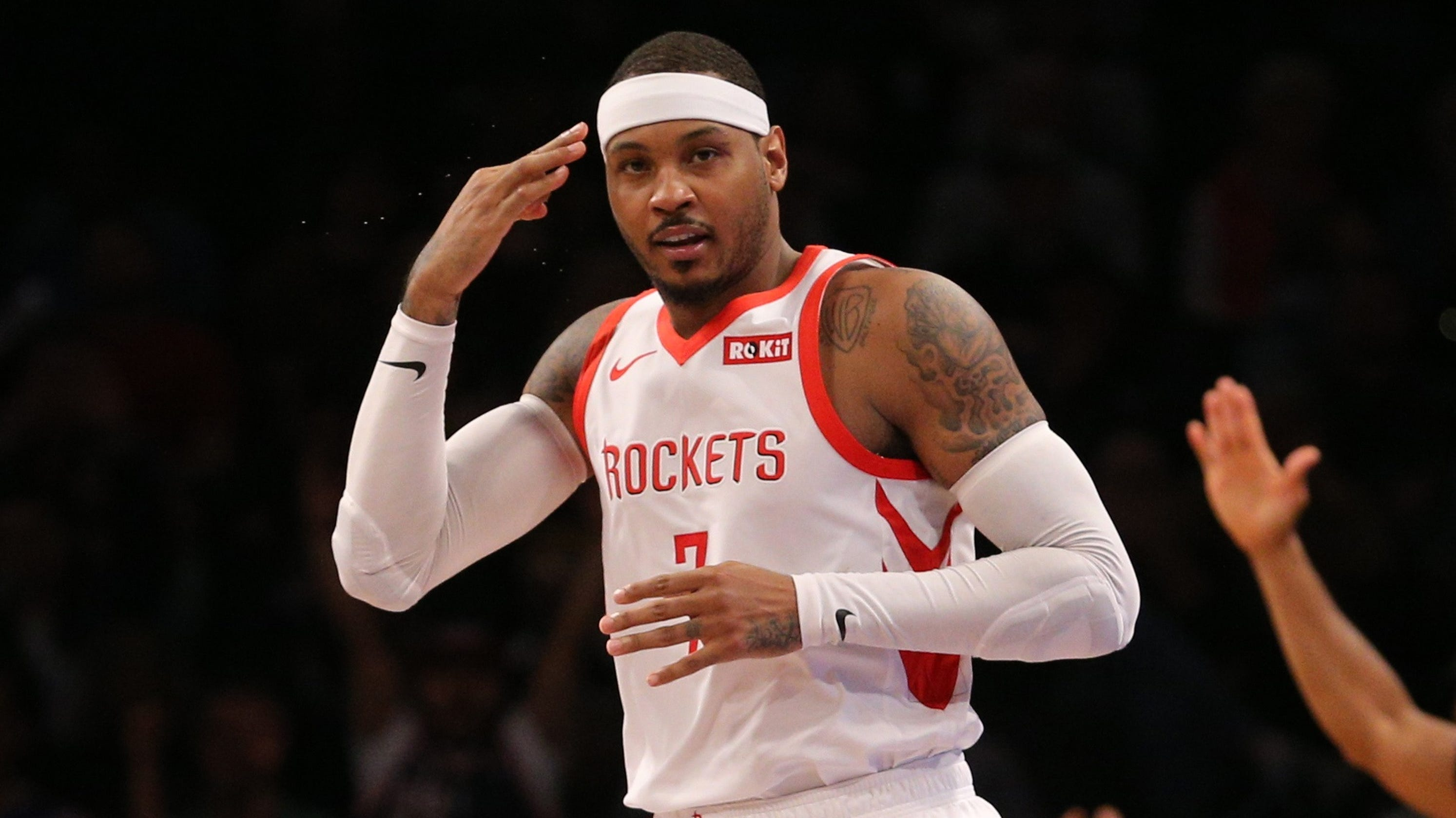 Carmelo Anthony  Four potential landing spots after parting ways with  Rockets a5689df2e