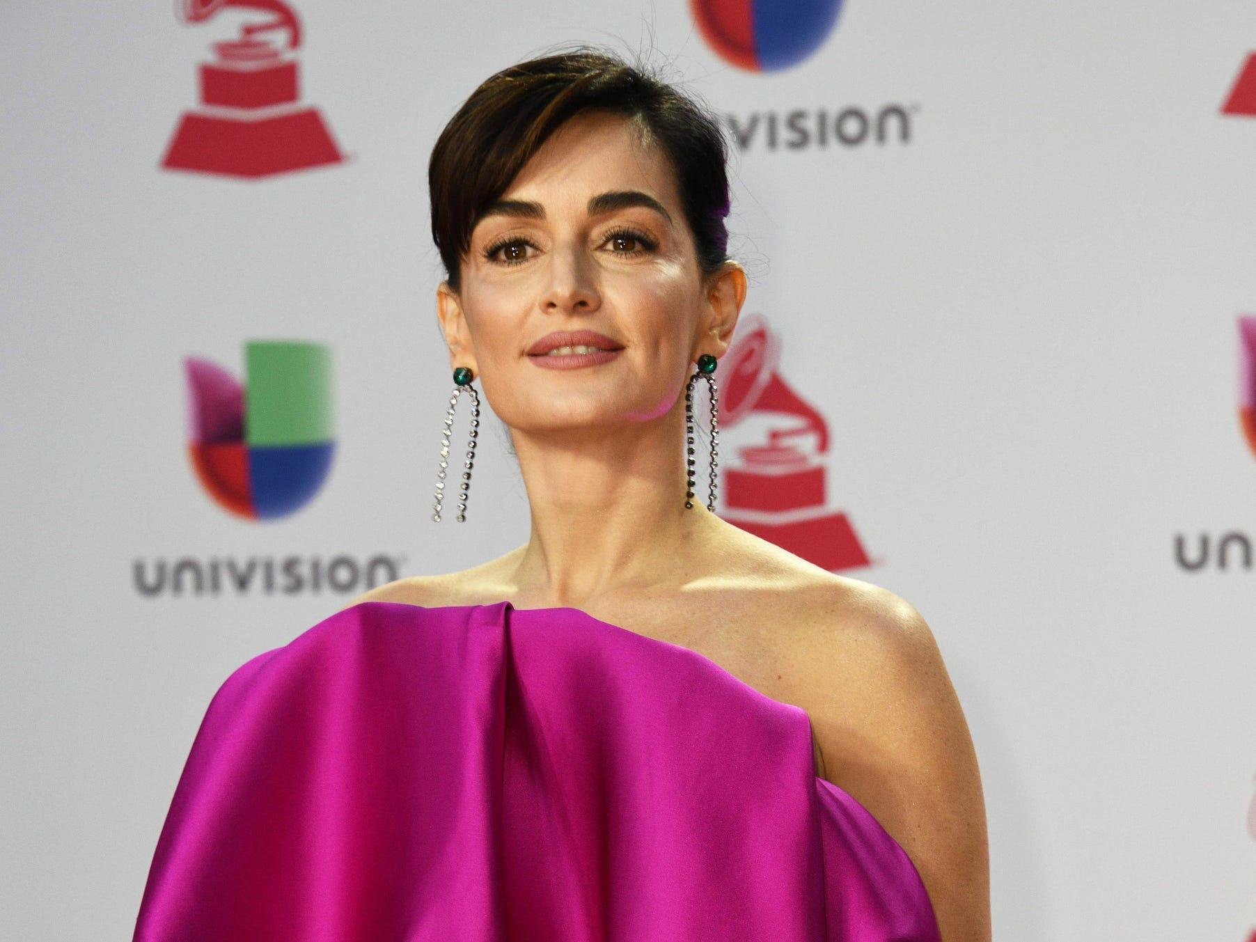 Mexican actress and host Ana de la Reguera