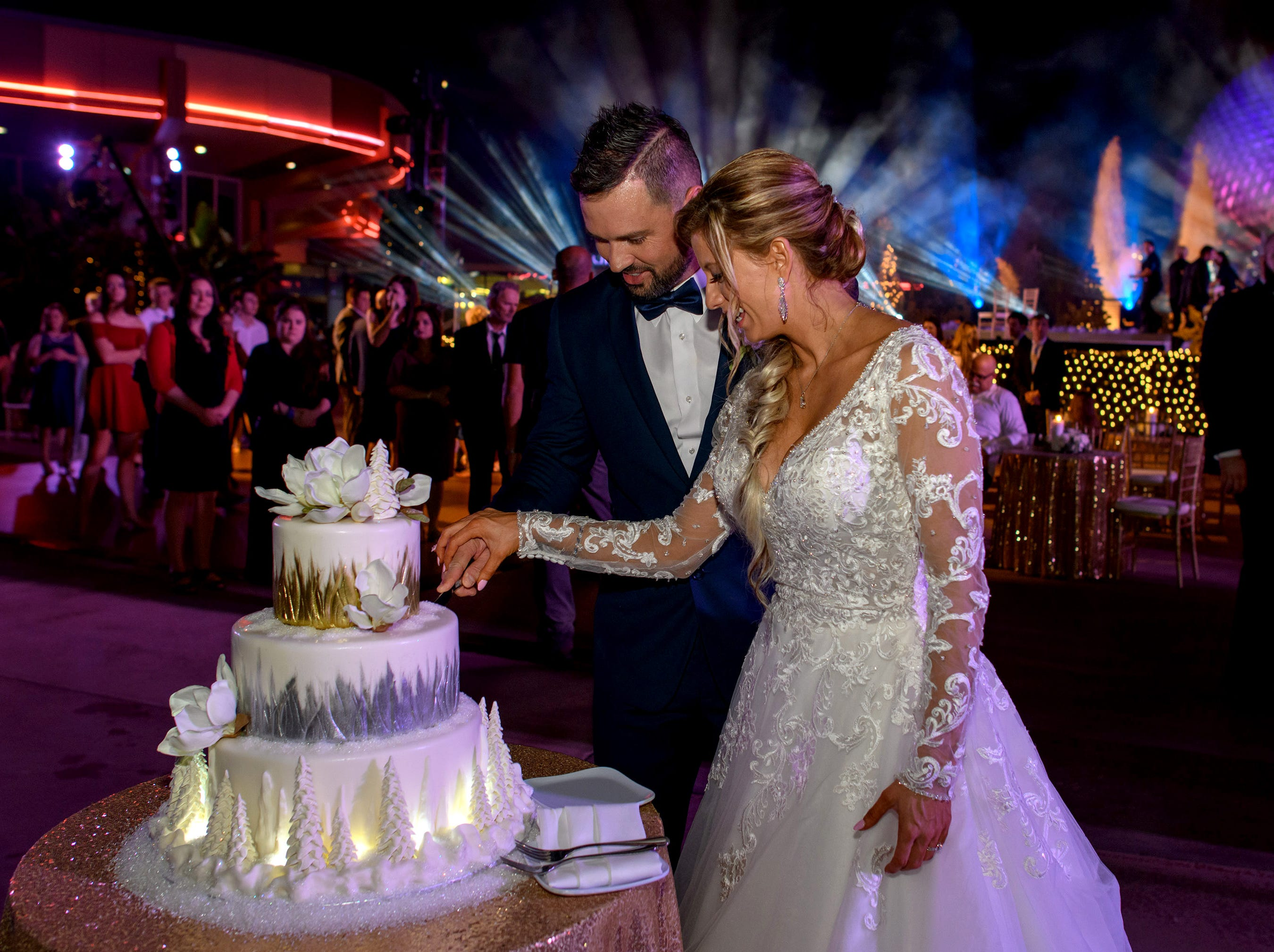 """Disney Fairy Tale Weddings: Holiday Magic"" (Freeform, Dec. 8, 8 EST/PST)"