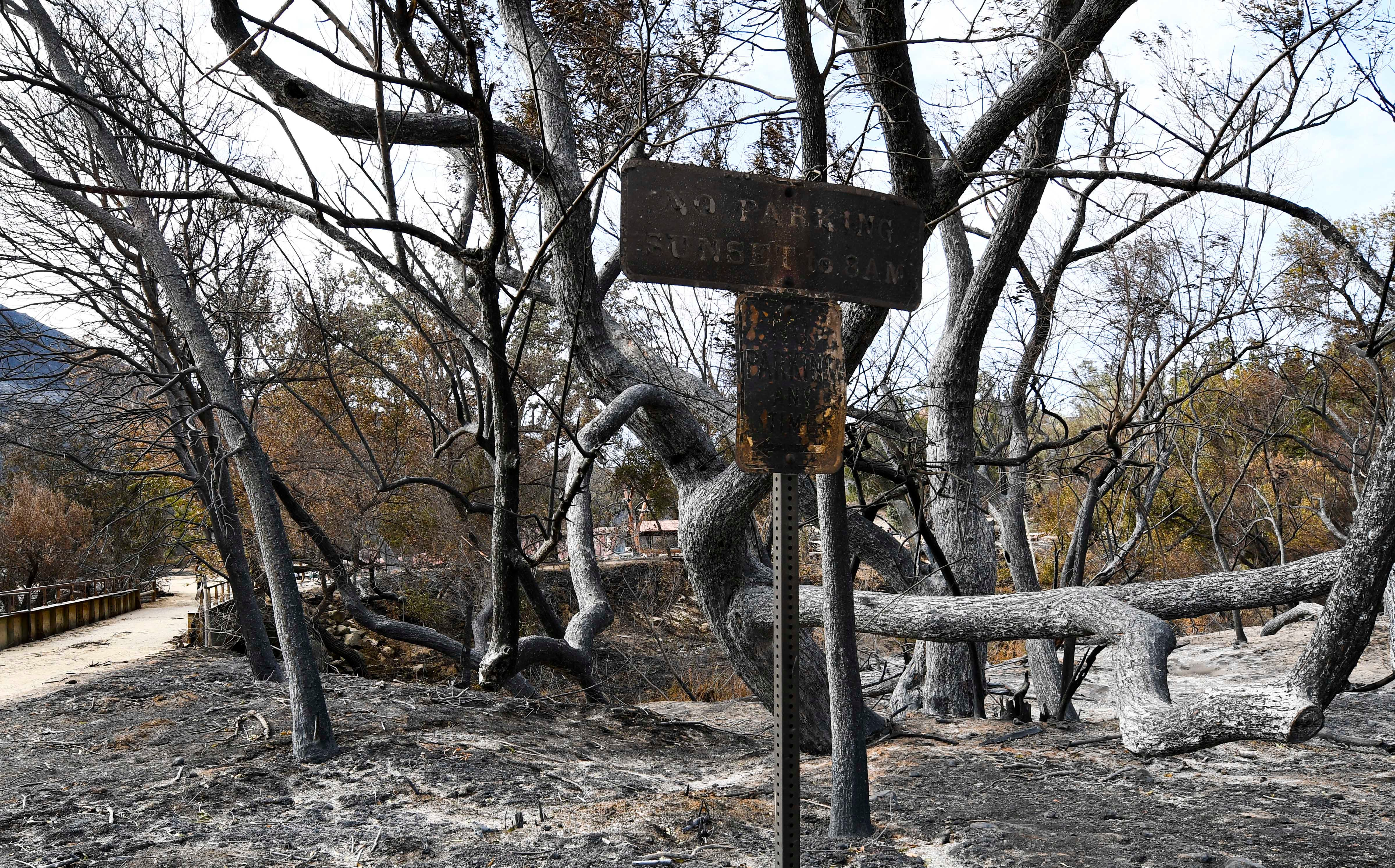 Paramount Ranch, movie production facility destroyed in Woosley Fire