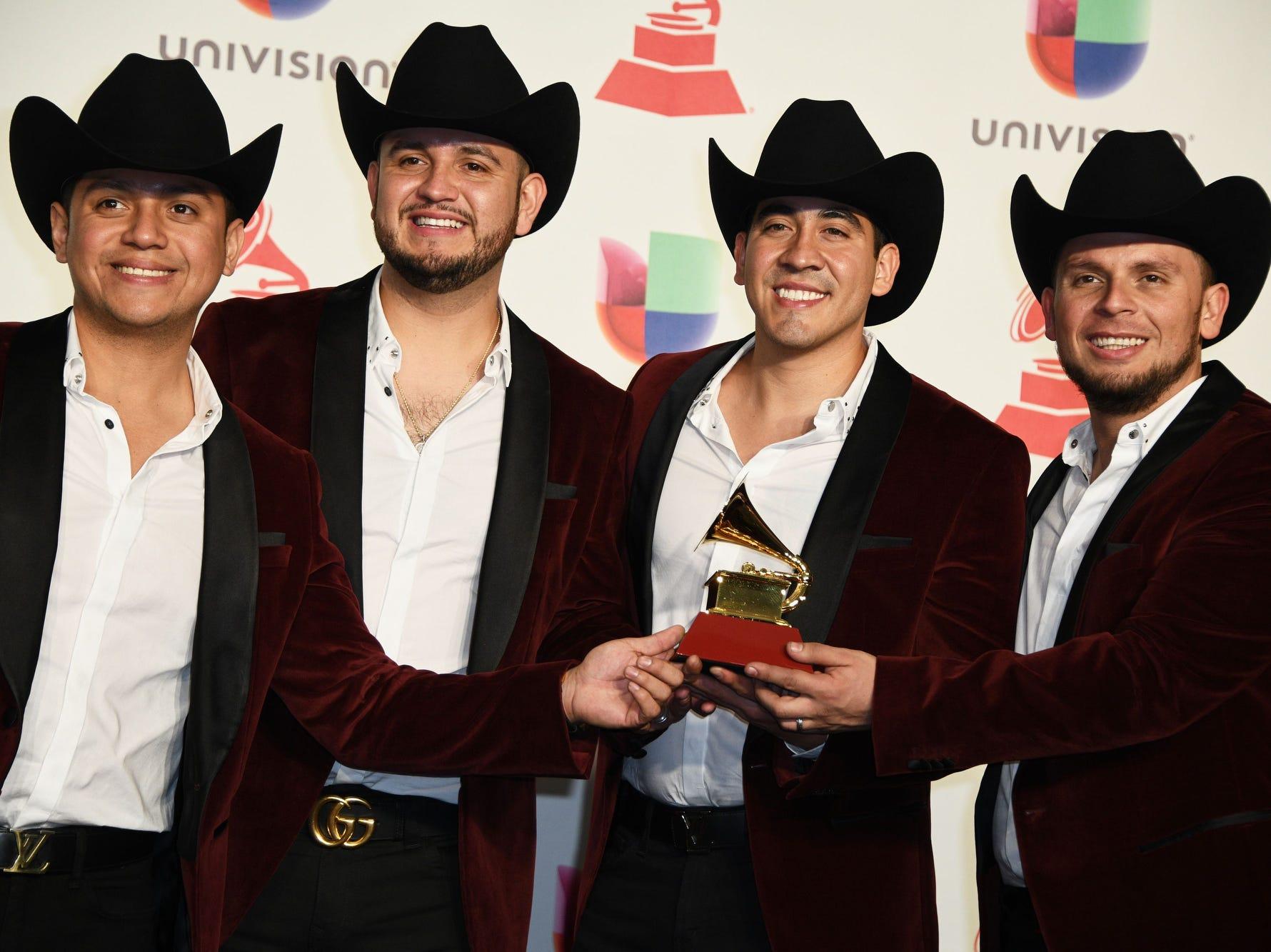 Mexican group Calibre 50
