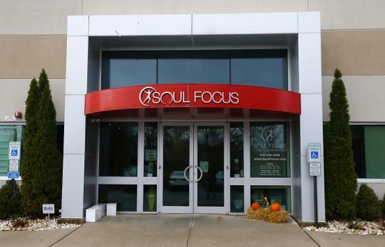 Exterior of Soul Focus Wellness Center,  Eatontown.