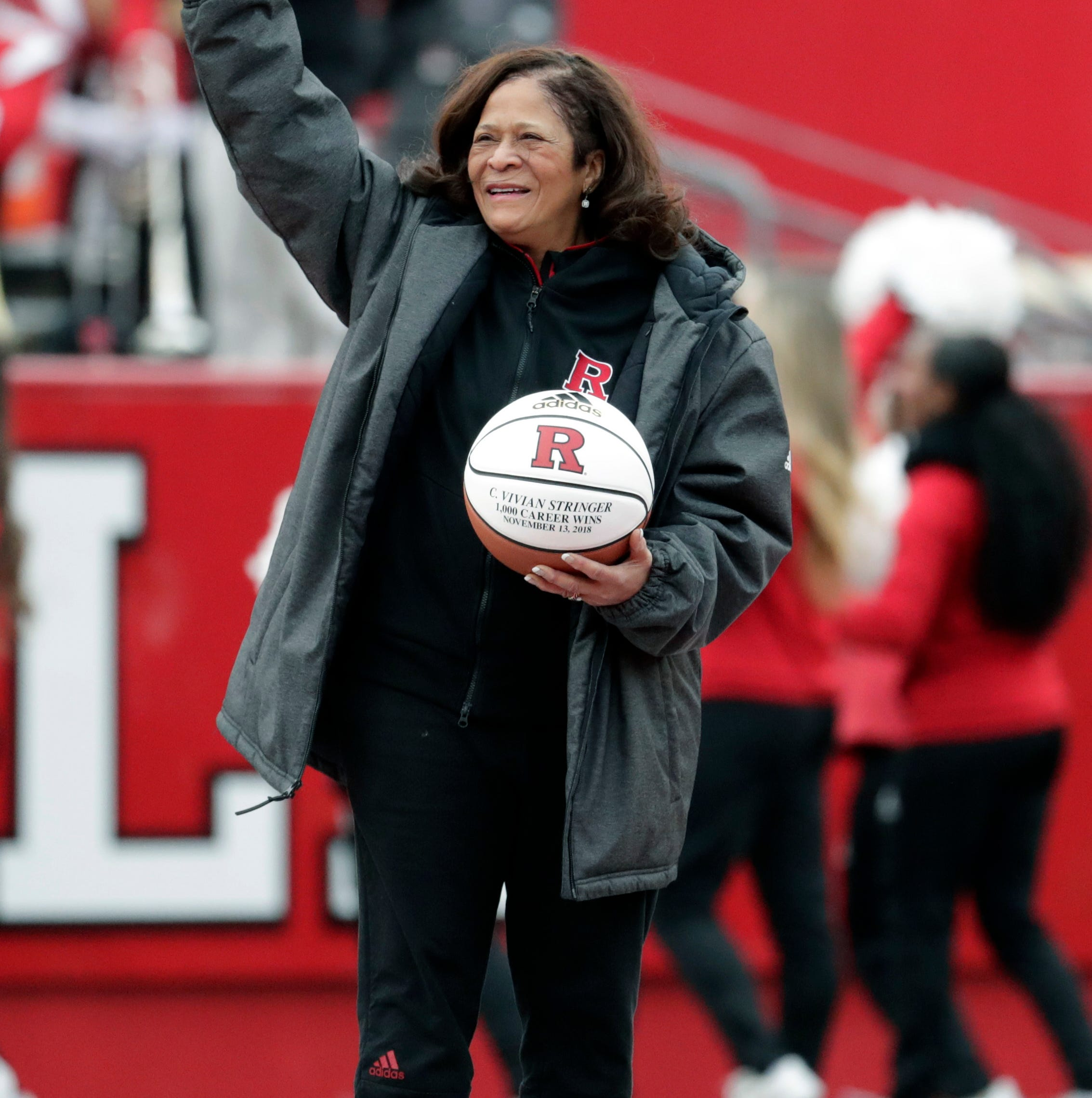 NCAA Women's Tournament 2019: Is C. Vivian Stringer eligible for Rutgers bonuses?