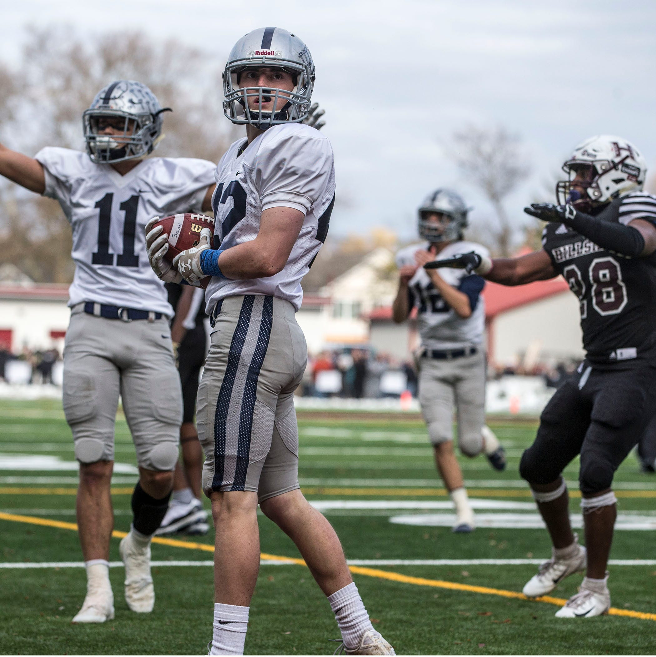 NJ football playoffs: Hillside too much for Manasquan in Central Group II final