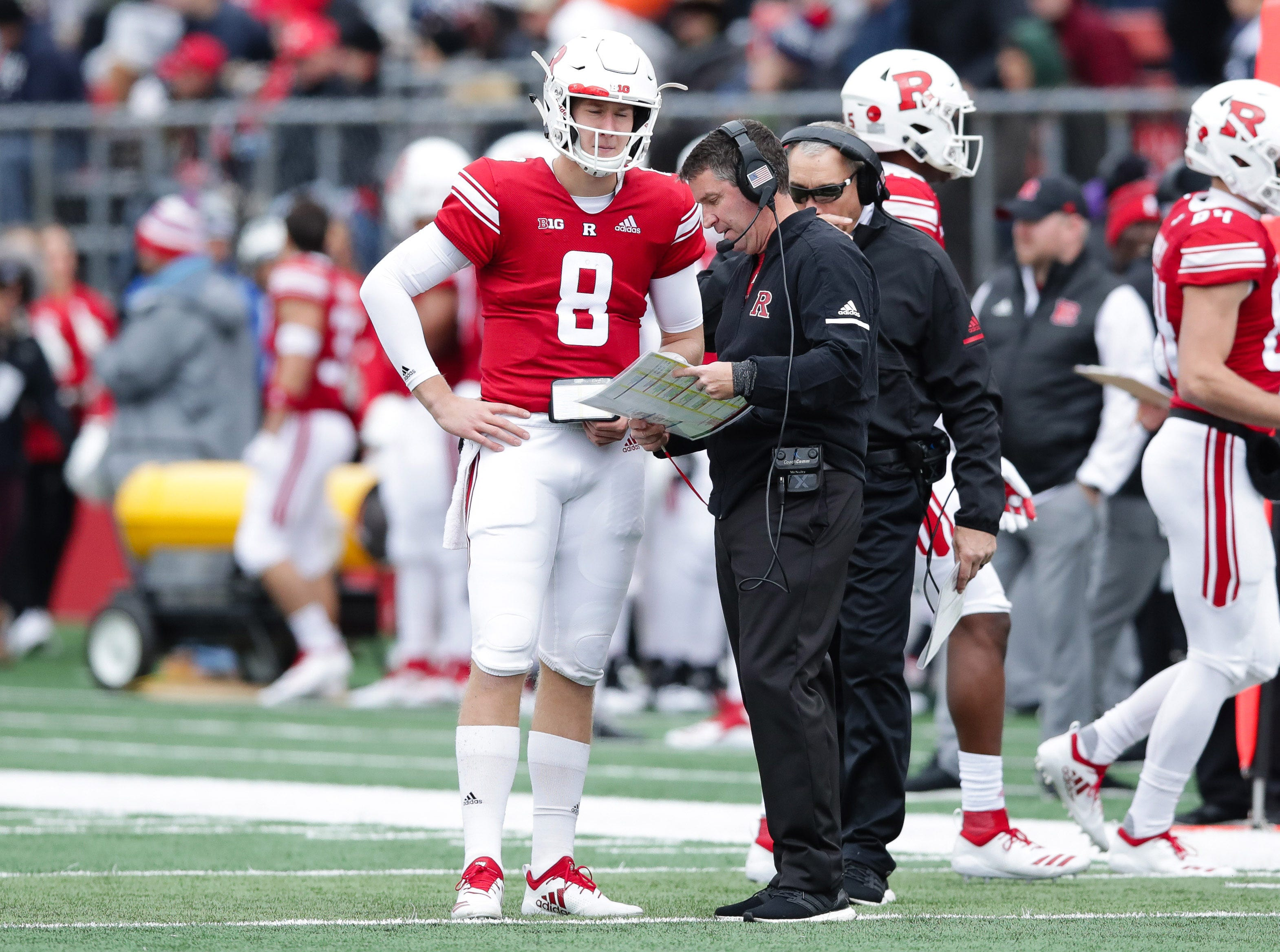 Rutgers football: Five takeaways, five quotes from Rutgers' 20-7 loss to Penn State