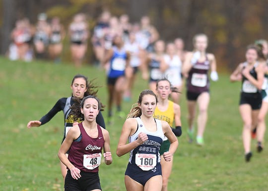 Cross Country Meet of Champions at Holmdel Park