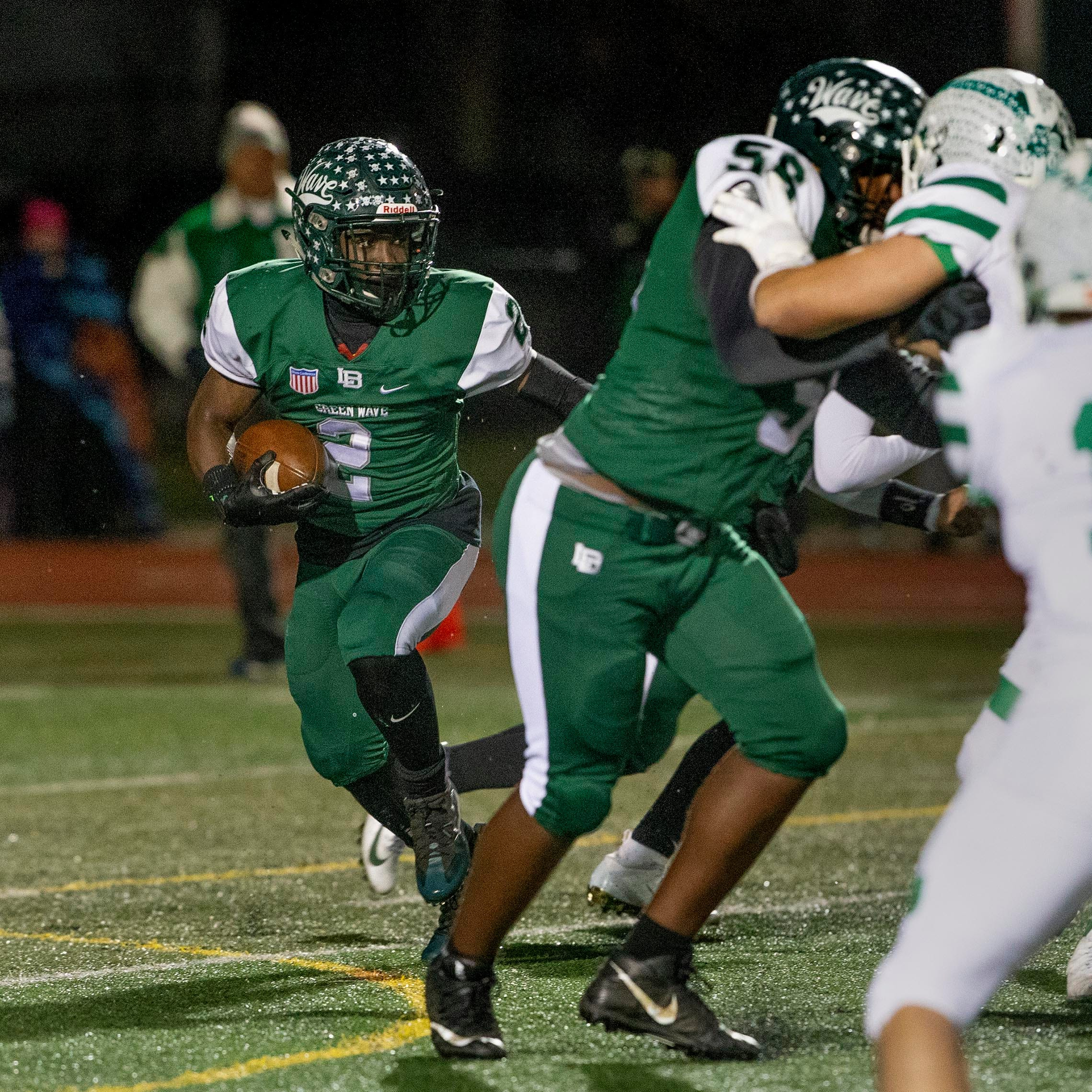 NJ football playoffs: Back-to-back championships signals Golden Era for Long Branch
