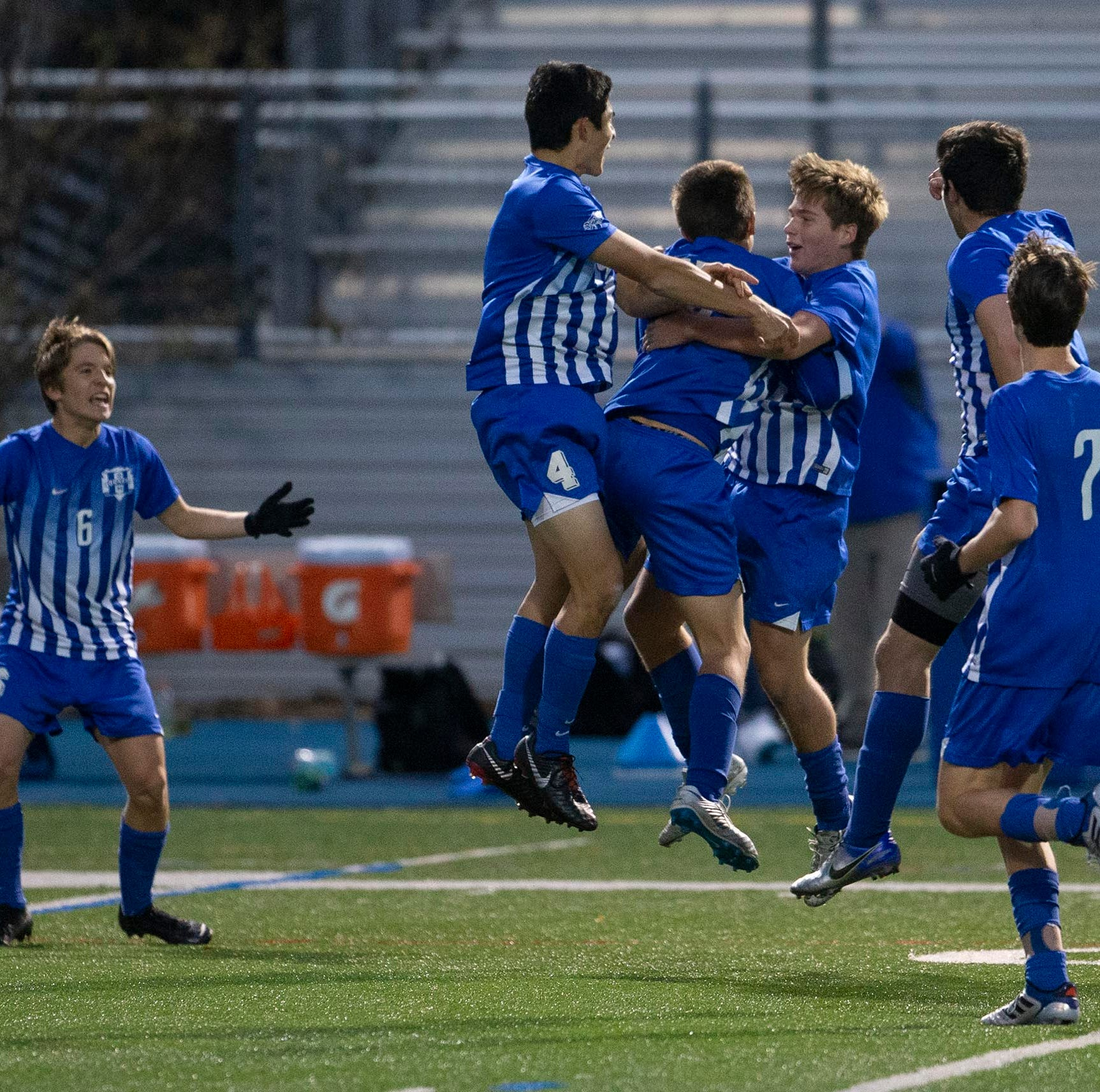 NJ boys soccer: Holmdel wins second straight state title