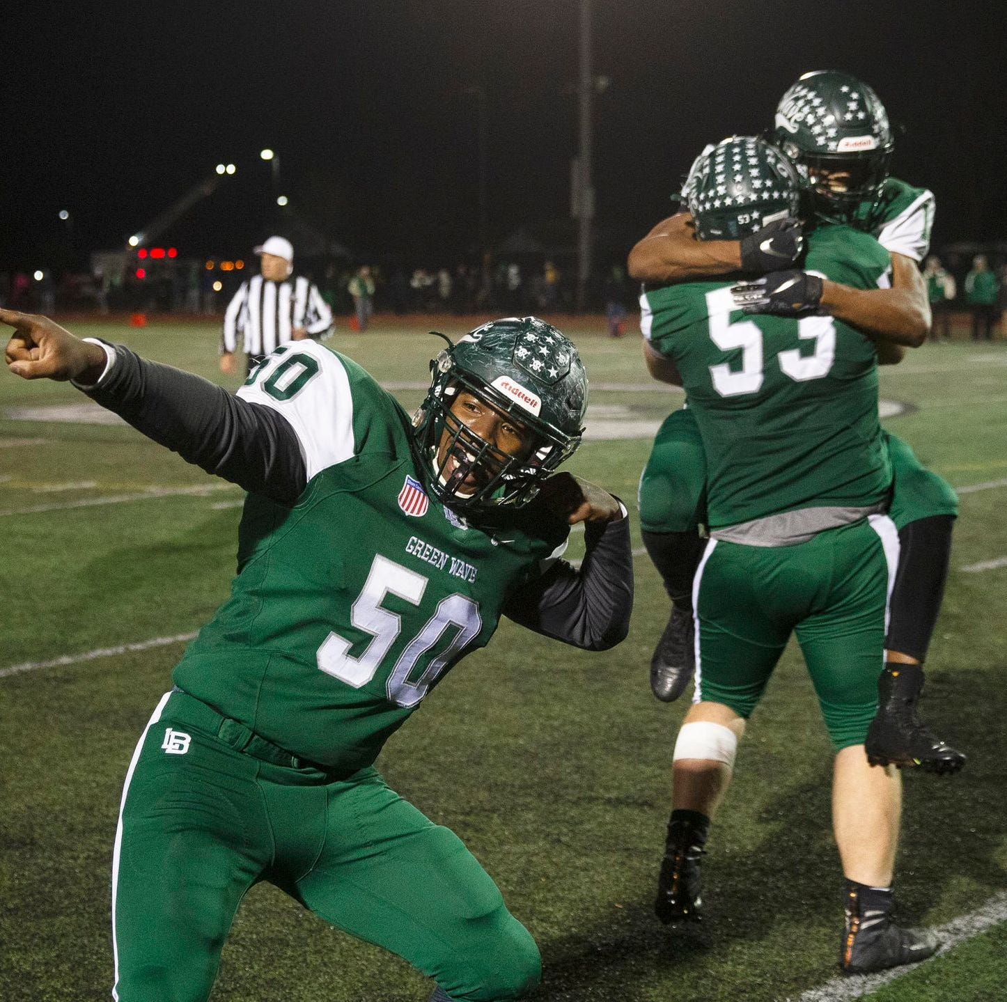 NJ football playoffs: See the Shore Top 10 headed into Thanksgiving