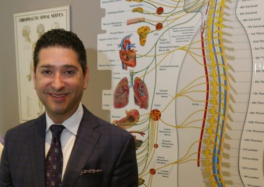 Dr. Raj Gupta, owner of Soul Focus Wellness Center, Eatontown.
