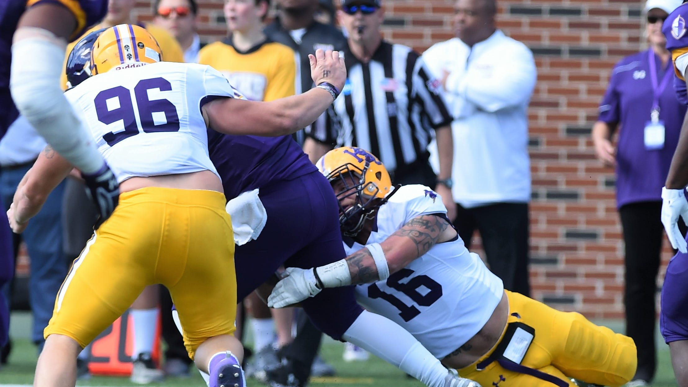 First Round Exit Doesn T Hurt Hsu Football In Final Rankings