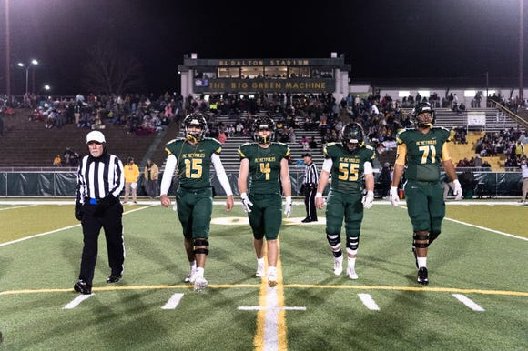 Reynolds hosts Sun Valley Friday in a second-round playoff game.