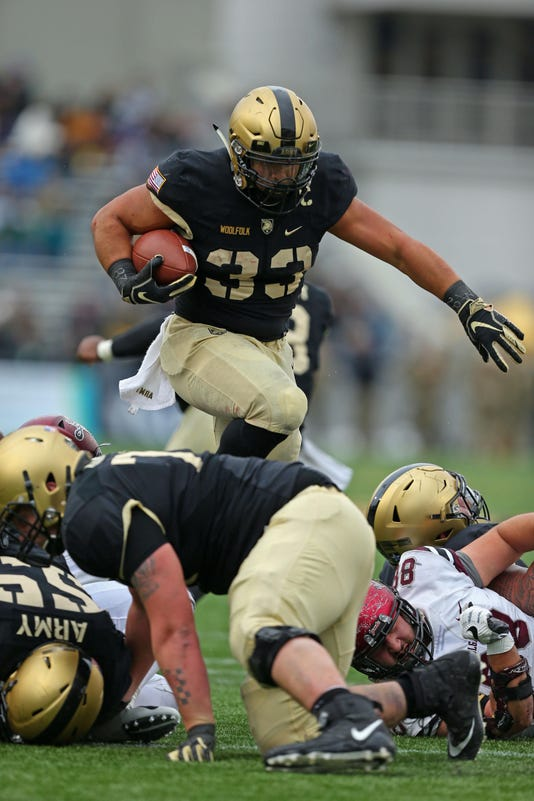 Ncaa Football Colgate At Army