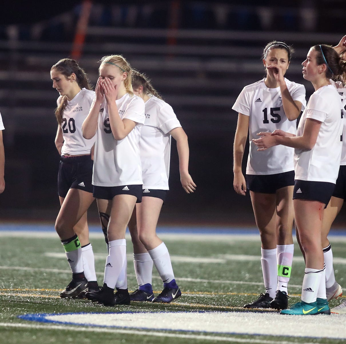 Klahowya girls soccer settles for third at state