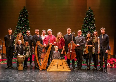 Magical Strings open their annual series of family holiday concerts Nov. 25 at the Redeemer United Methodist Church in Kingston.