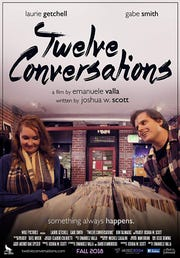 """Twelve Conversations"" will screen at 6:20 and 8:40 p.m. Nov. 29 at the Firehouse Theater in Kingston."