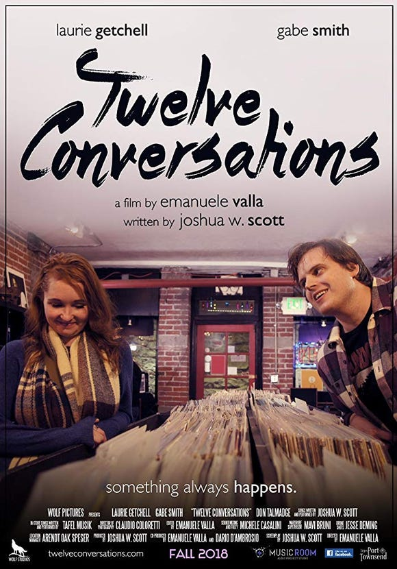 "The locally made ""Twelve Conversations"" will screen at 2 p.m. Feb. 24 at the Lynwood Theatre on Bainbridge Island."