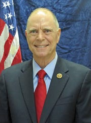 Republican U.S. Rep. Bill Posey represents Florida's District 8.