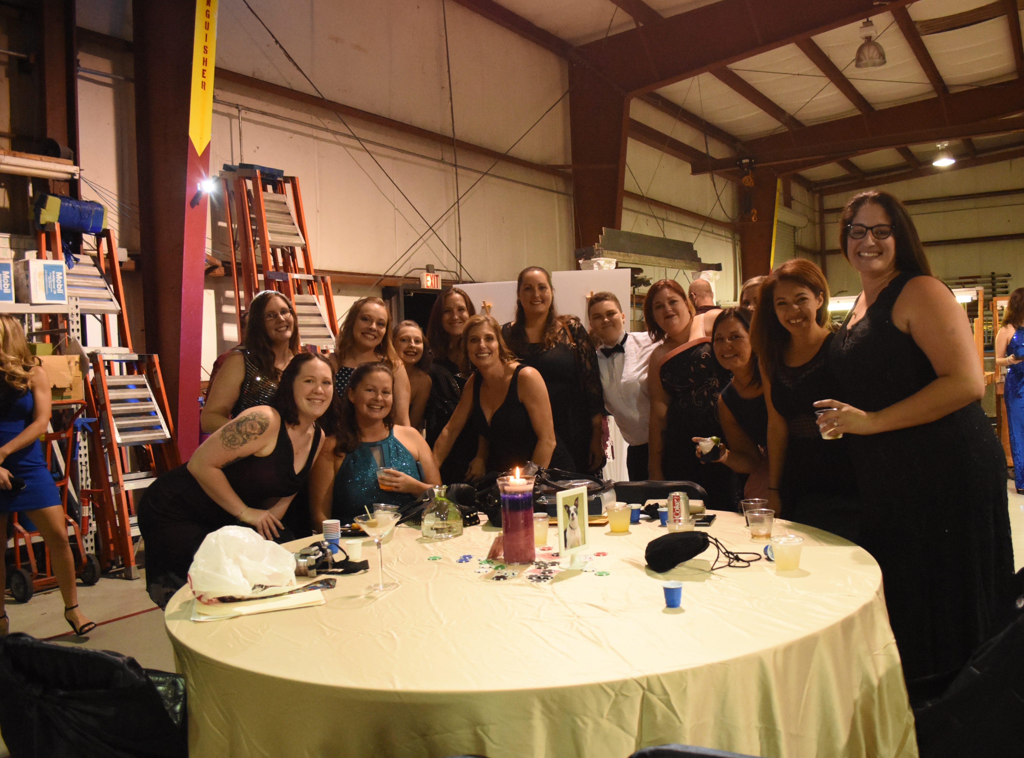 Photos from the SPCA of Brevard's 007 Casino Night.