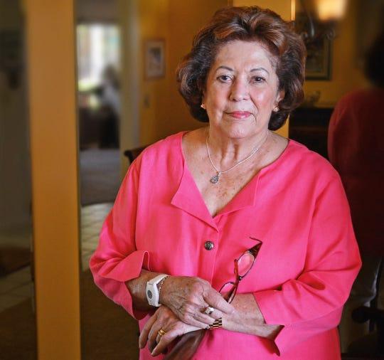 Carol Ellis of Viera, retired real estate broker and community volunteer