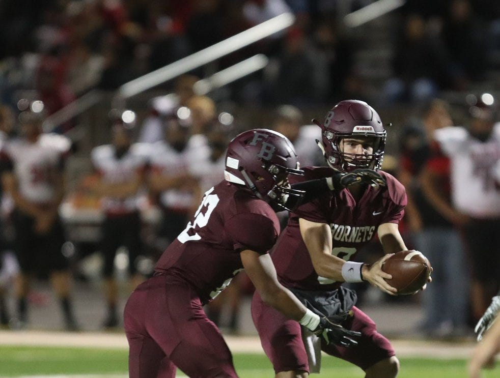 Flour Bluff bounces La Joya Palmview with big second quarter
