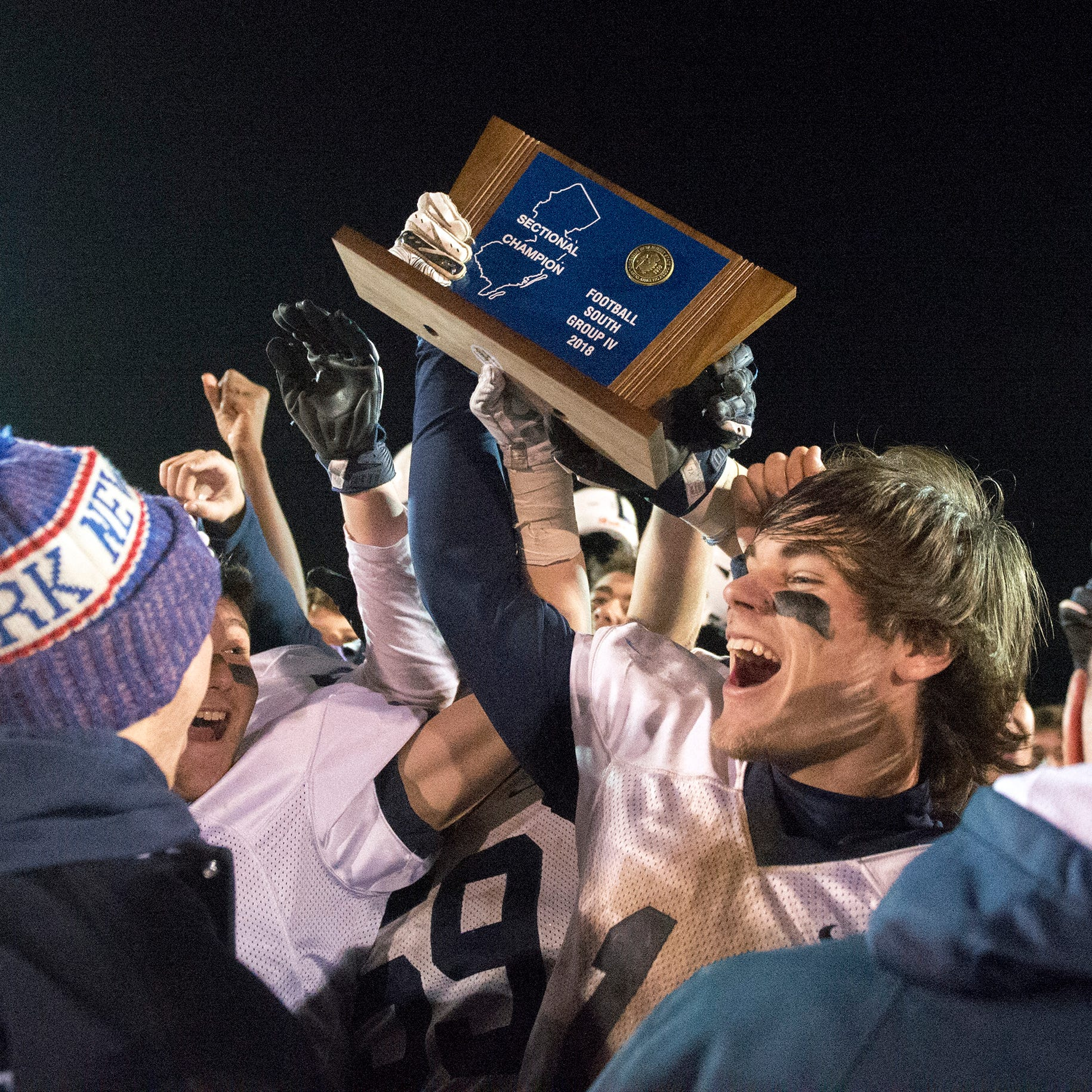 Football: Shawnee tops Clearview in OT for South Jersey Group 4 title