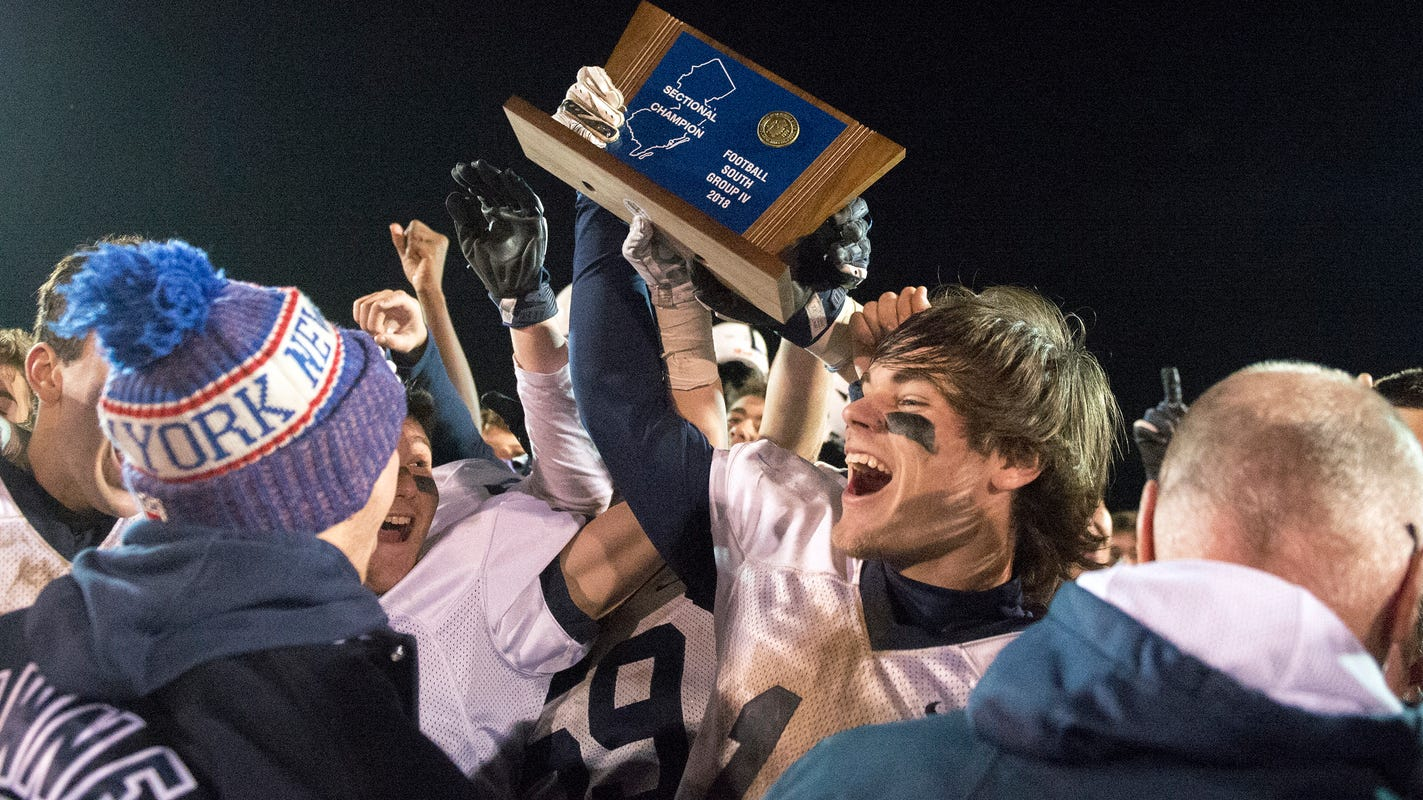 2b07bcf7dd2 Football: Shawnee tops Clearview in OT for South Jersey Group 4 title