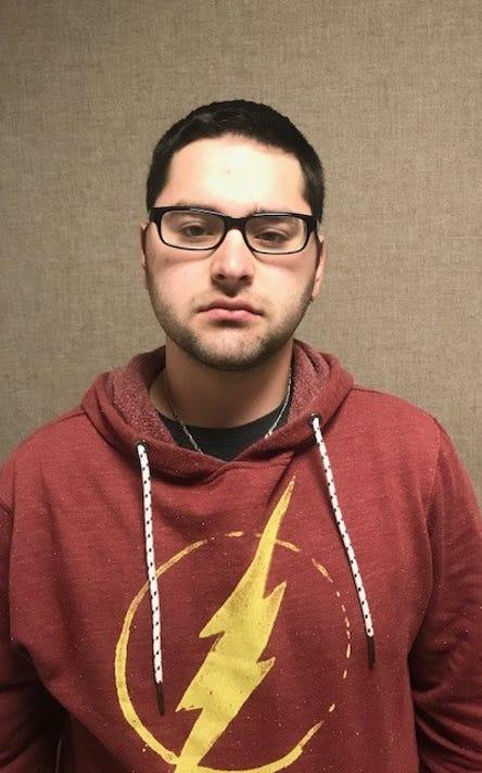 Austin Decker of Gloucester Township