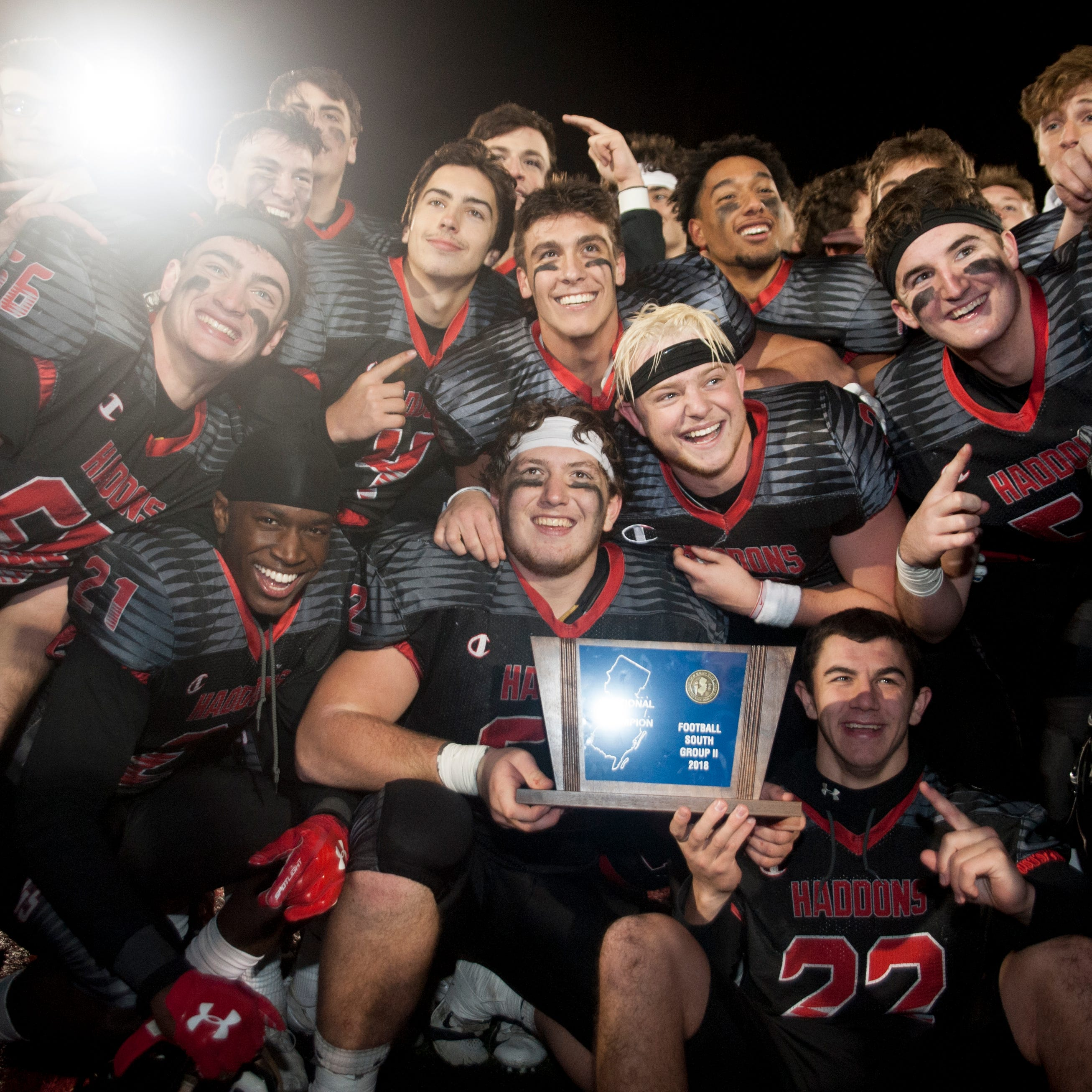 South Jersey Football: Haddonfield repeats as champs with 23-12 win over Camden