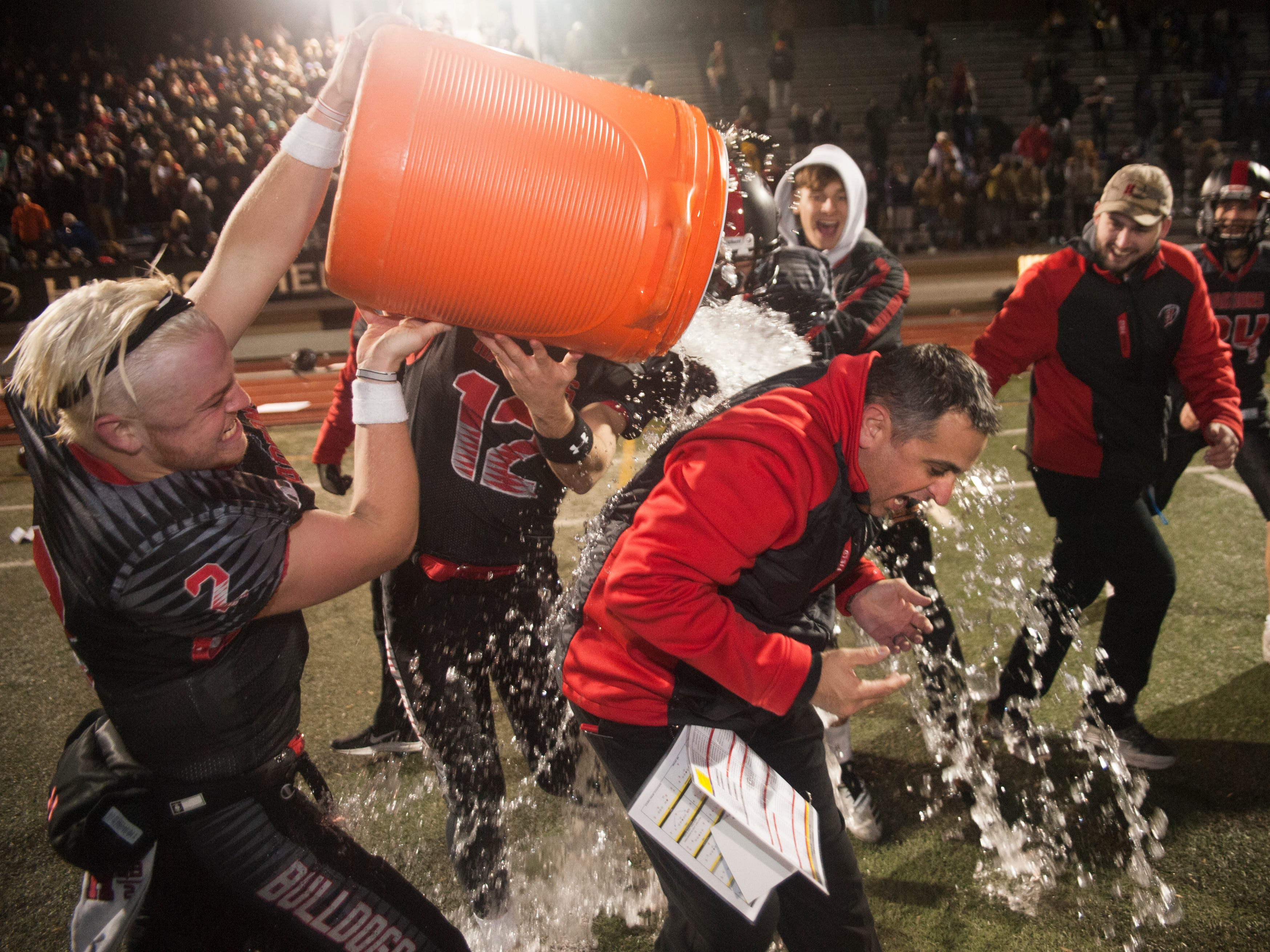 South Jersey Football: Champion Haddons again show what 'The H' is really about