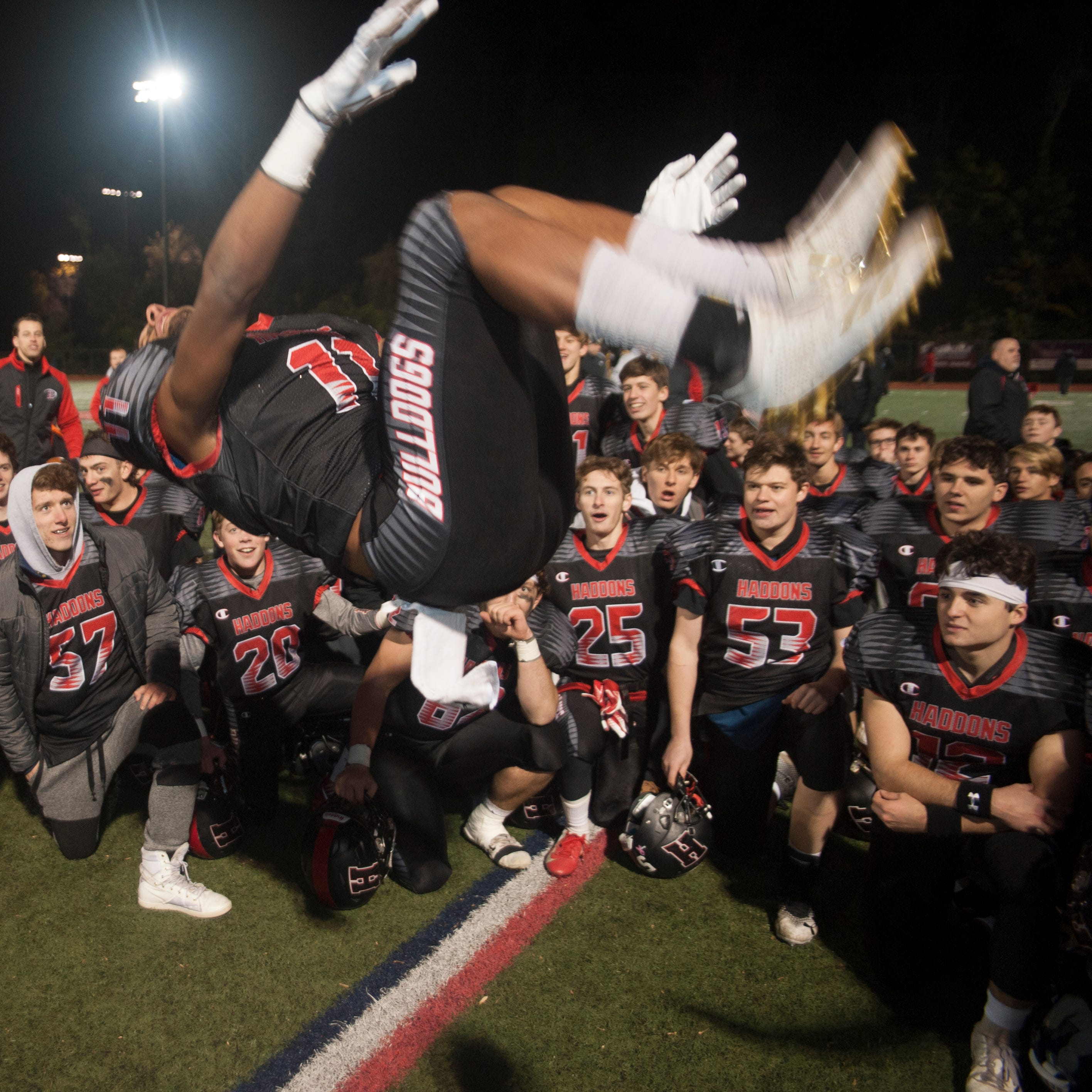 South Jersey Football: A final 'Hat's Off' to a wild and fun 2018 season
