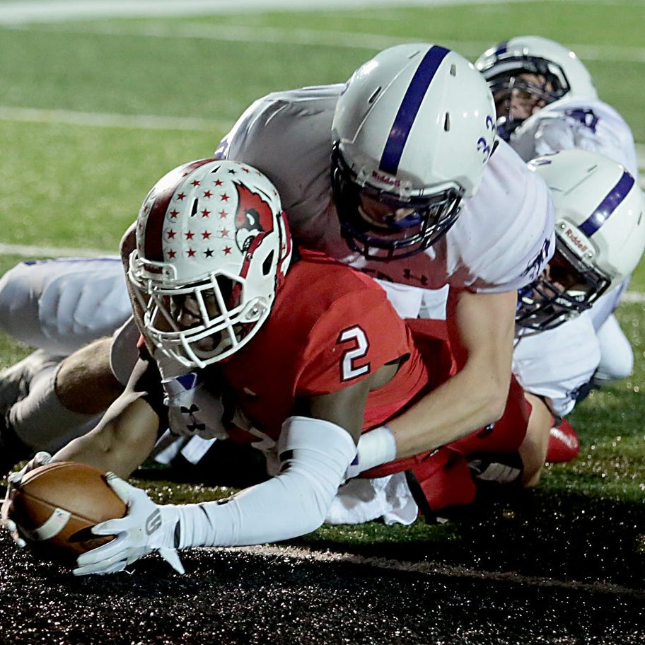 Colerain sprints past Elder for second-straight regional crown, 42-0