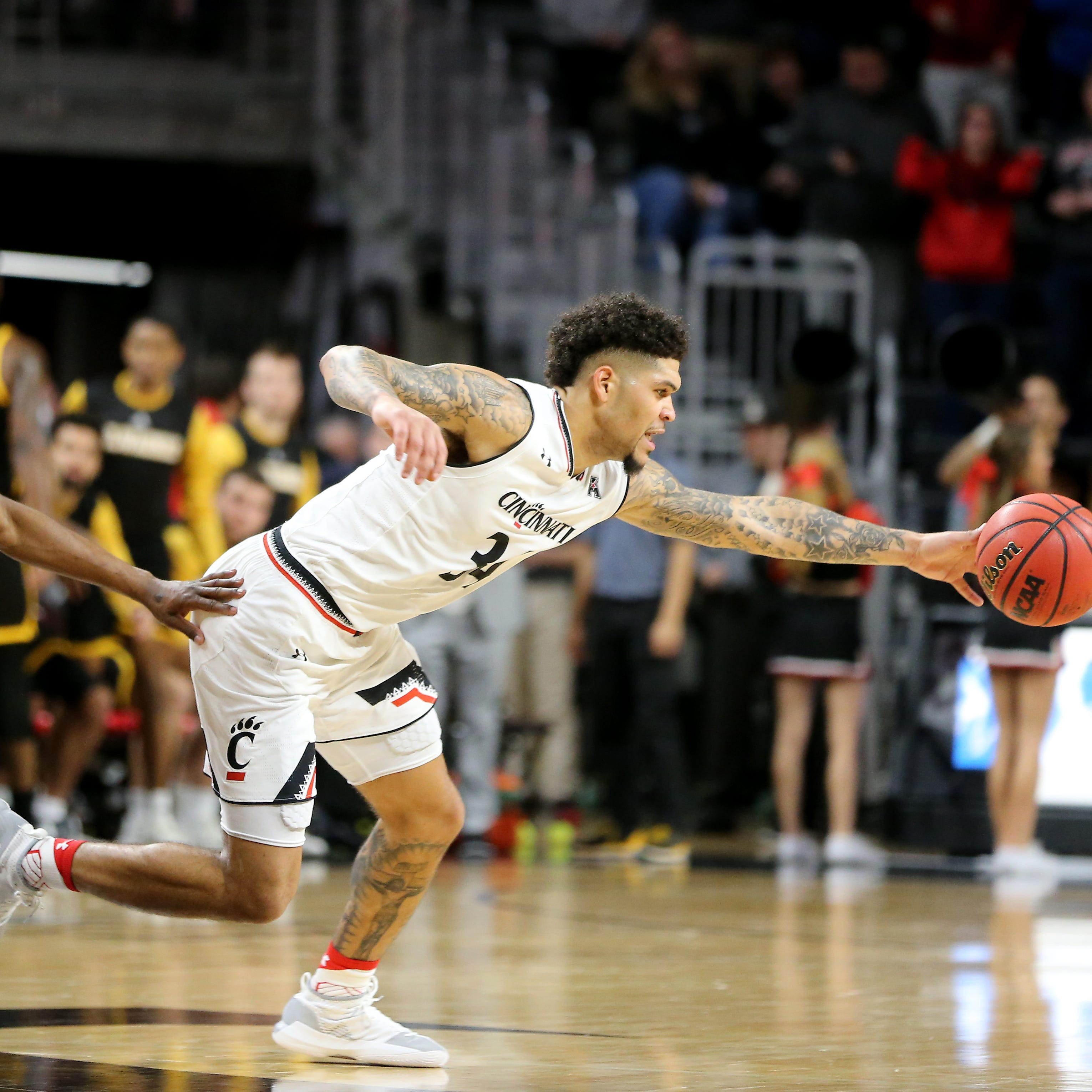 UC basketball takeaways from Friday, Western Michigan next