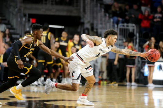 Milwaukee Panthers At Cincinnati Bearcats 11 16 2018