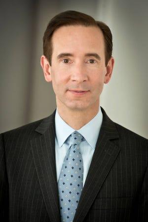 Matthew K. Harding, Levin Management Corporation's president.