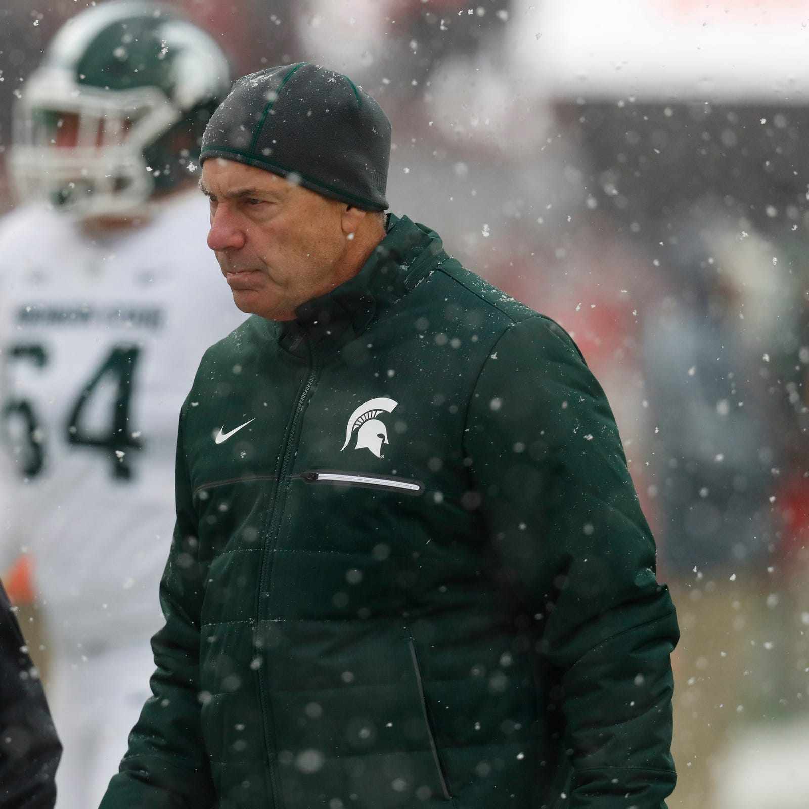 MSU's Mark Dantonio shuffles staff, names new offensive coordinator
