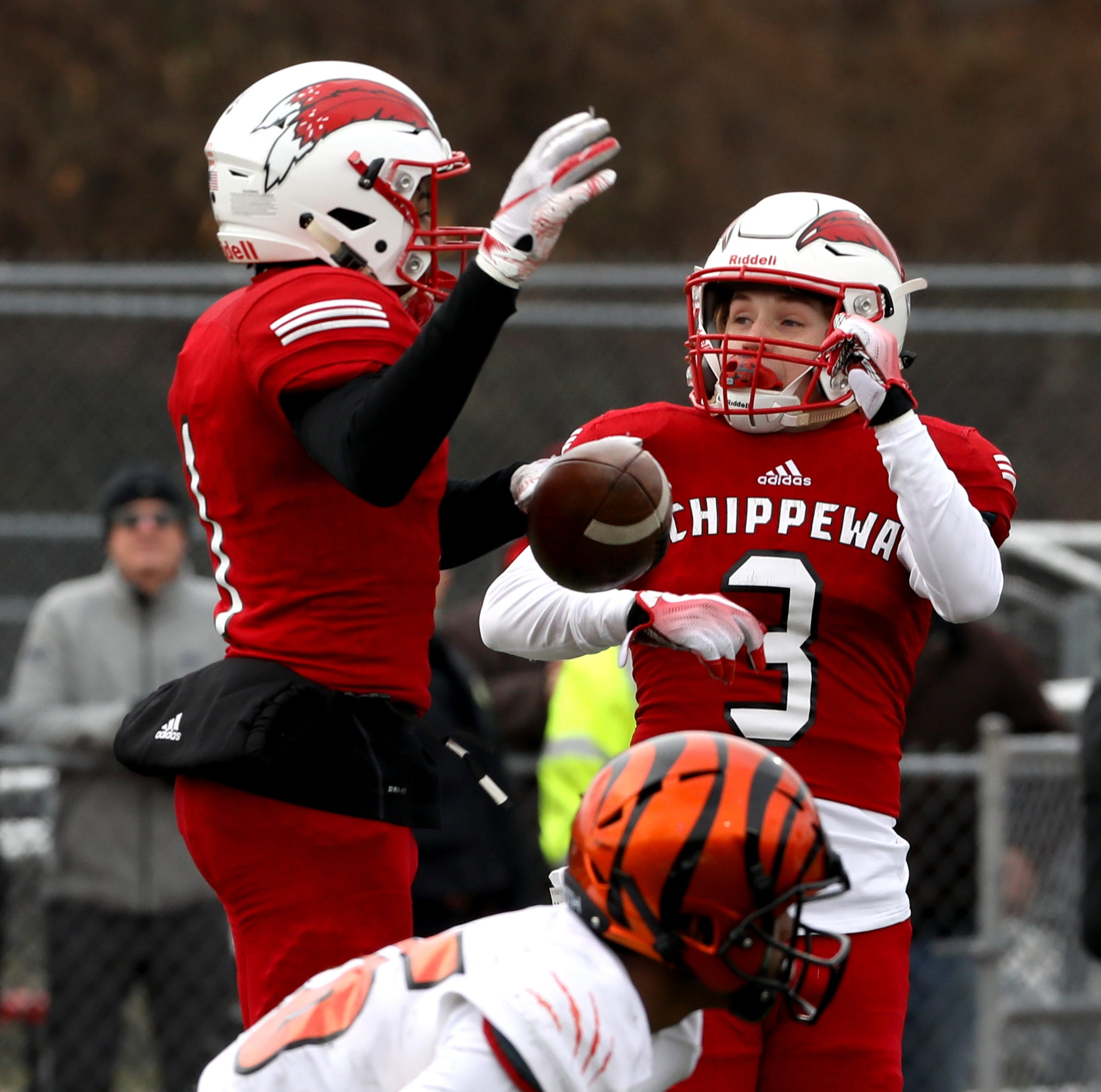 Michigan high school football playoffs: State semifinal scores