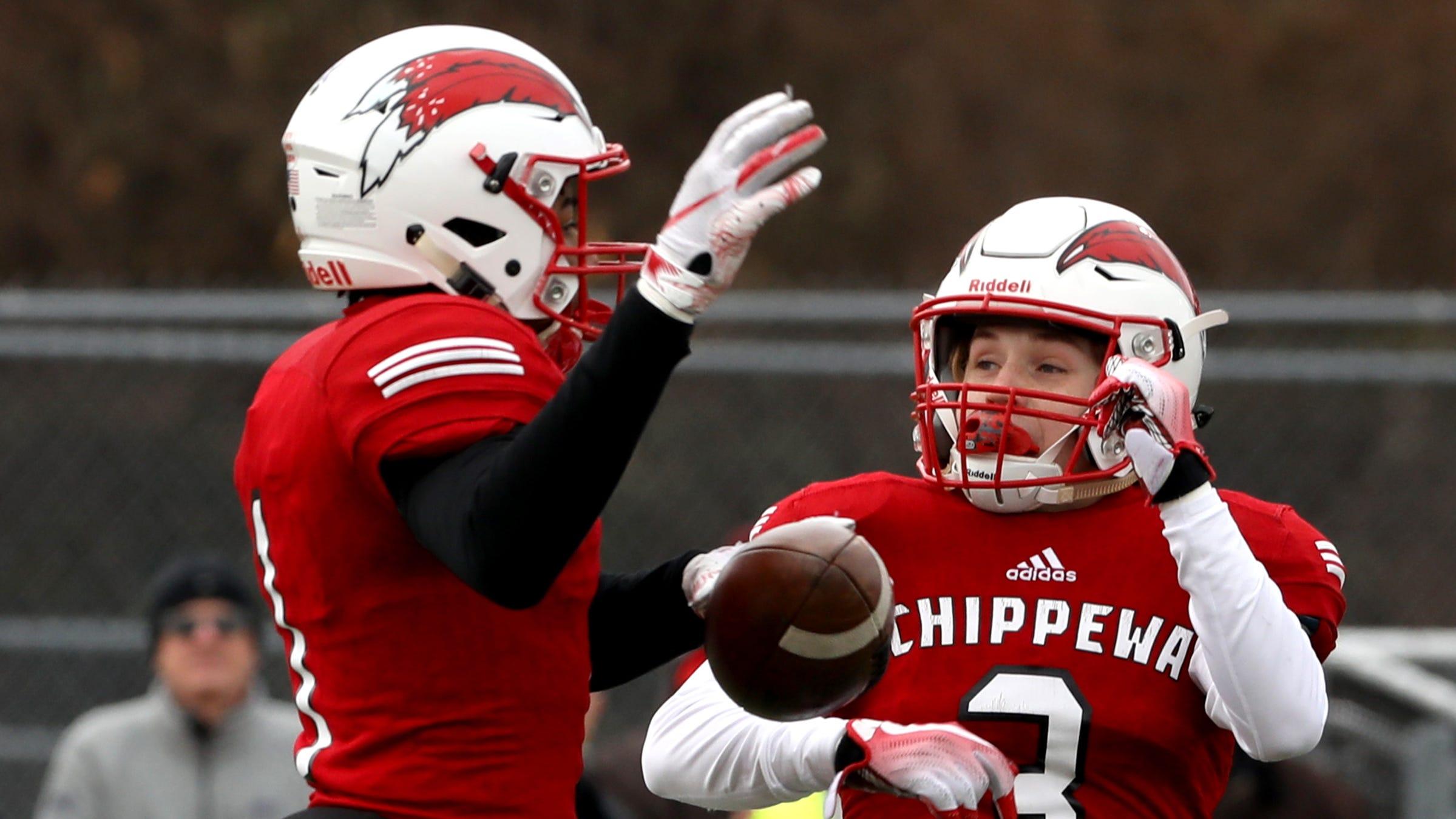 Michigan High School Football Playoff Scores State Semifinals