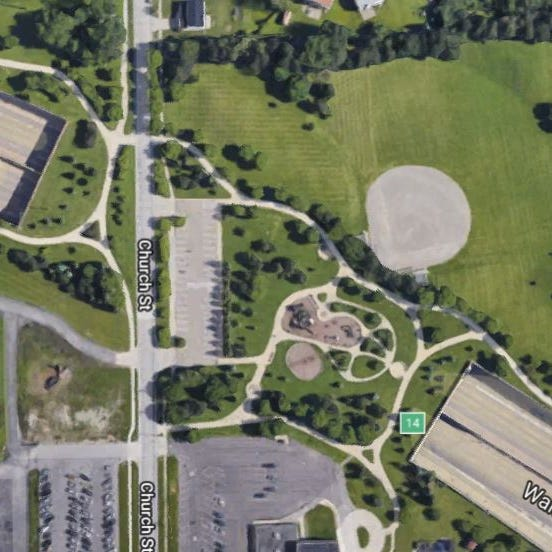 Park-like Oak Park bridge over I-696 slated for $25-$30M replacement
