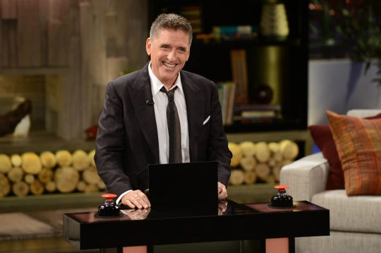 Craig Ferguson launched his Hobo Fabulous stand-up comedy tour in September.