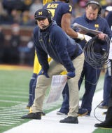 The Michigan Wolverines host Notre Dame and Army, and end the season at home looking for Jim Harbaugh's first win vs. Ohio State.