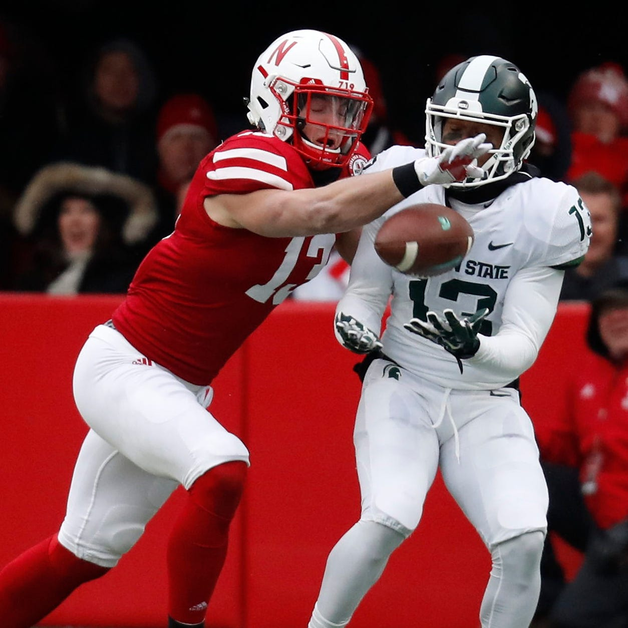 Michigan State football loses to Nebraska, 9-6: Blog recap