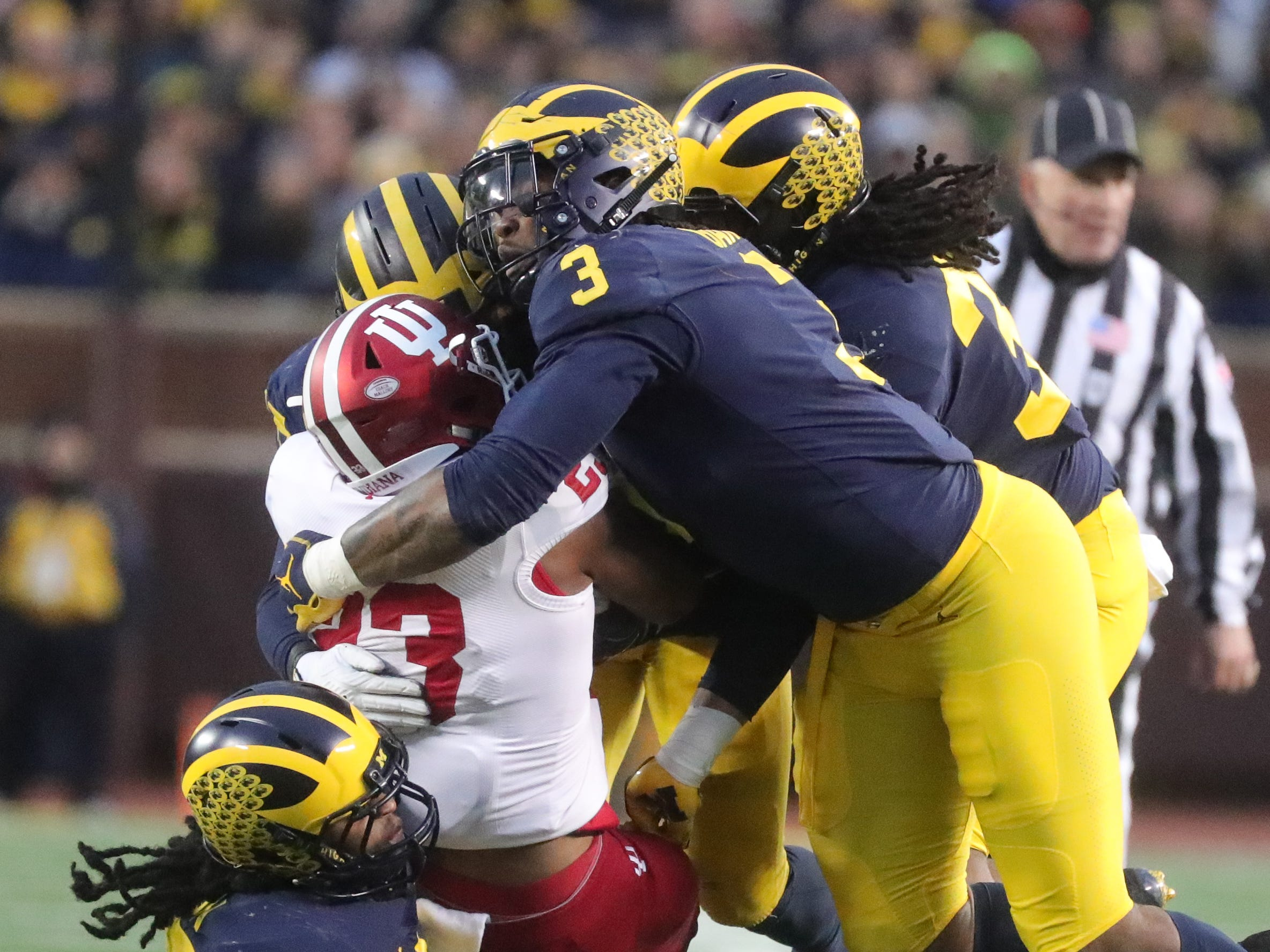 Don't fault Michigan's Rashan Gary if he decides to skip bowl game