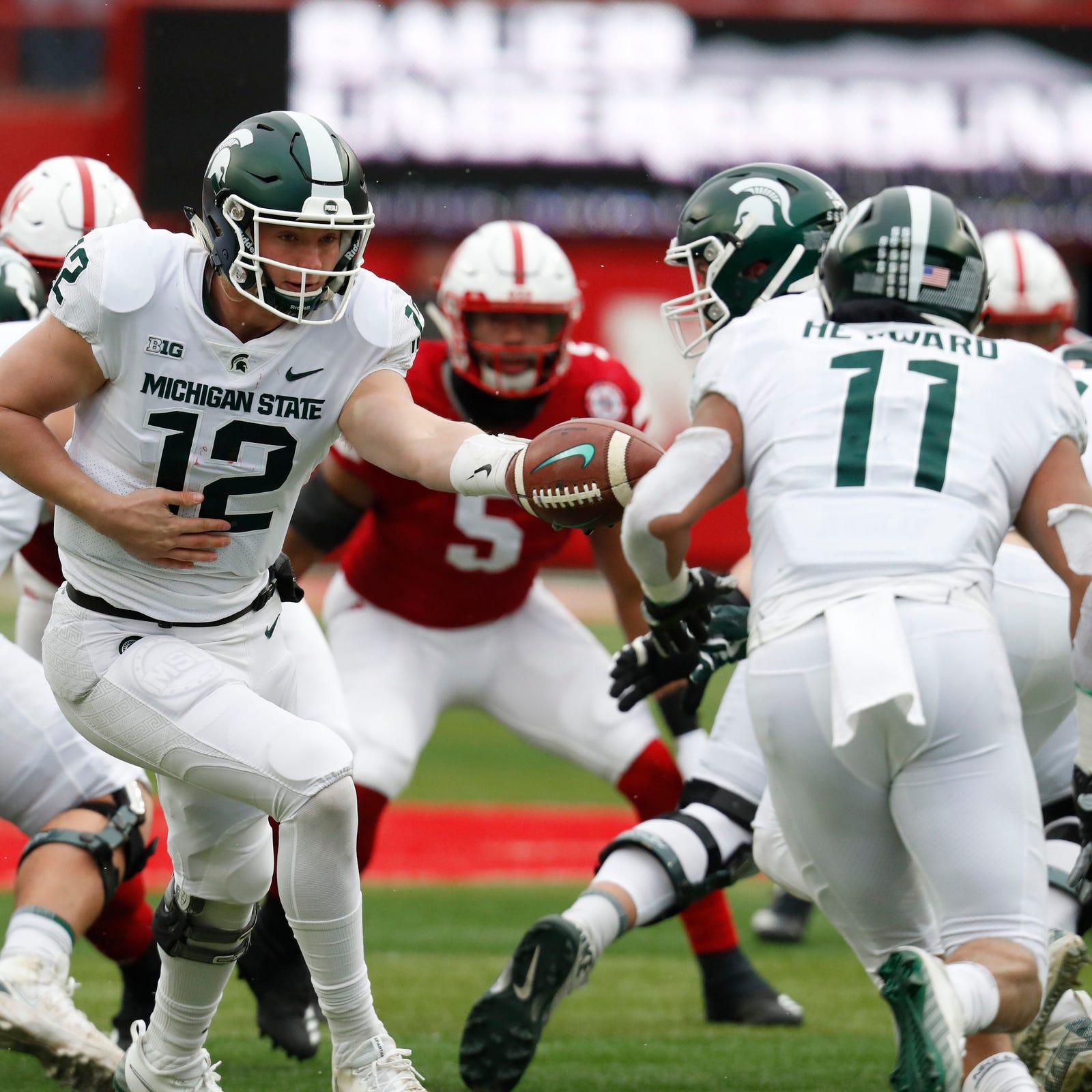 Michigan State football's Connor Heyward: Don't blame Dave Warner