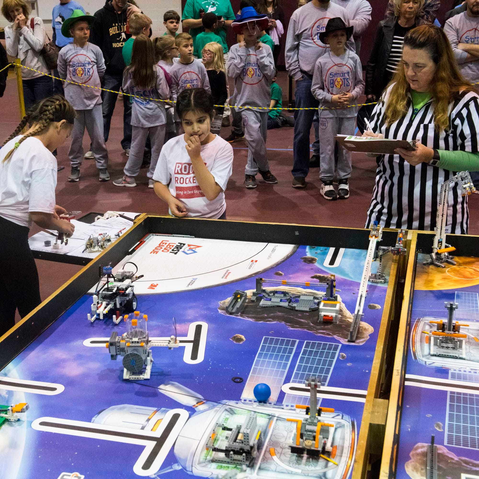 Opinion: Robotics helps kids explore STEM