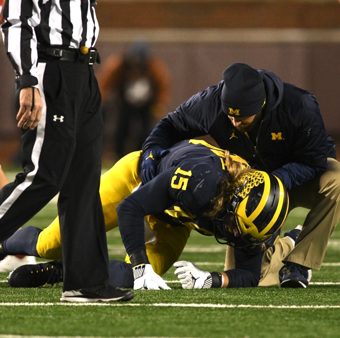 Wolverines hopeful Winovich will play vs. Ohio State