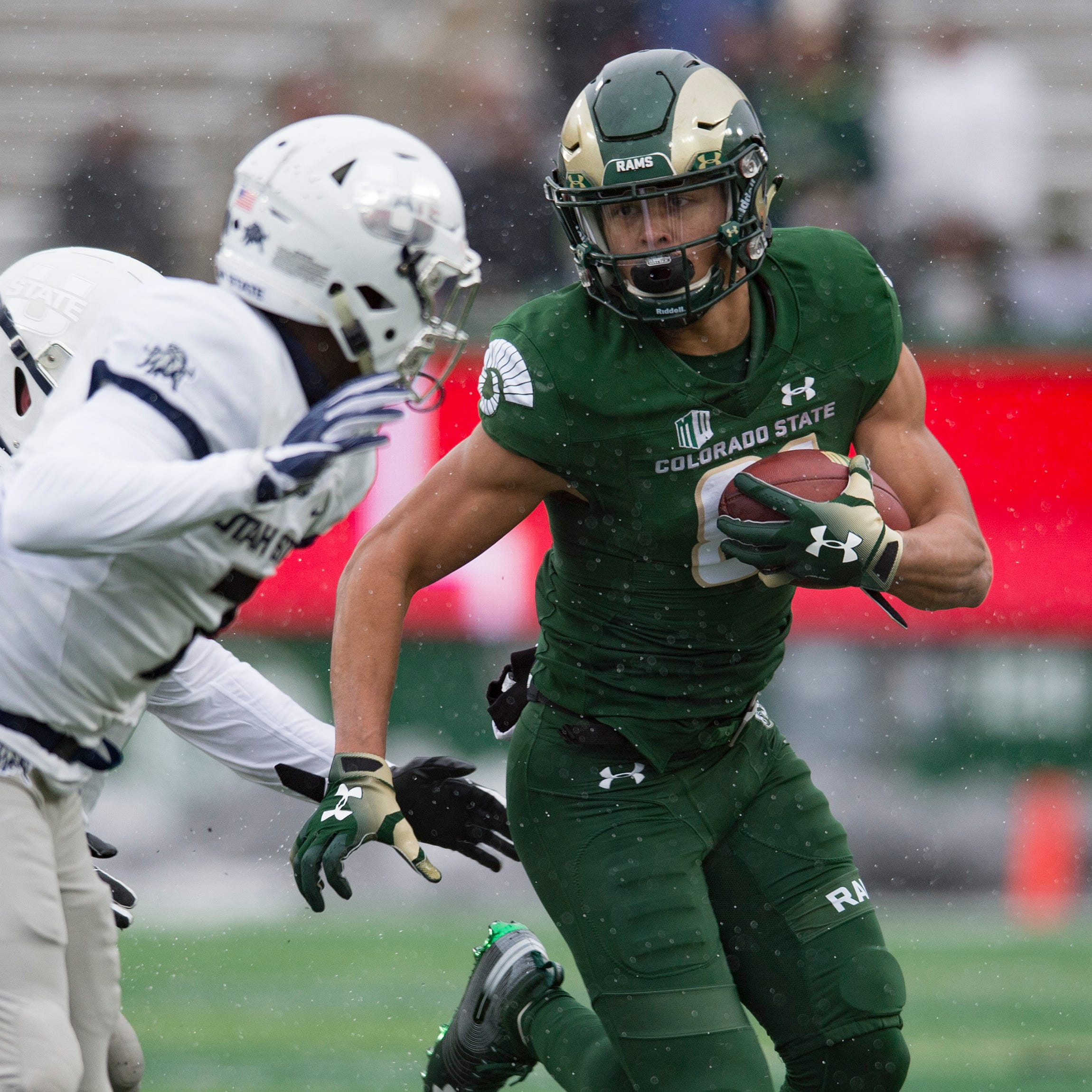 Opinion: CSU football finally shows some fight in heart-wrenching loss to Utah State